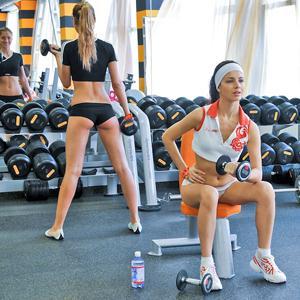 Фитнес-клубы Юрюзани