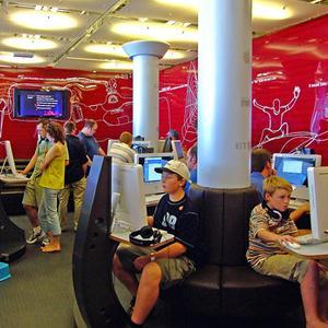 Интернет-кафе Юрюзани
