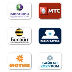 Операторы сотовой связи Юрюзани