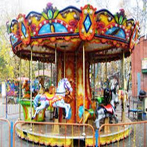 Парки культуры и отдыха Юрюзани