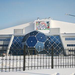 Спортивные комплексы Юрюзани