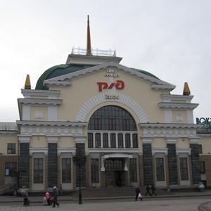 Железнодорожные вокзалы Юрюзани